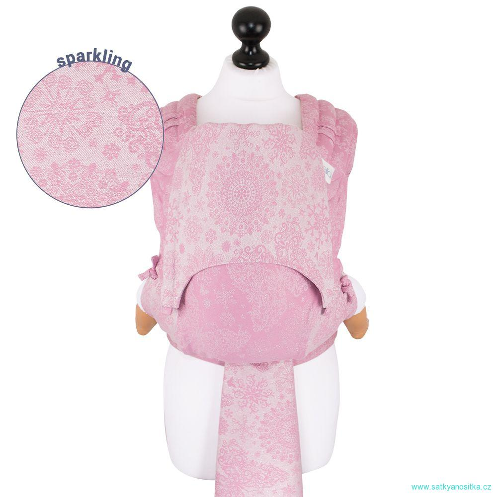 Fidella FlyTai - MeiTai BABY Size Iced Butterfly -sparkling rose